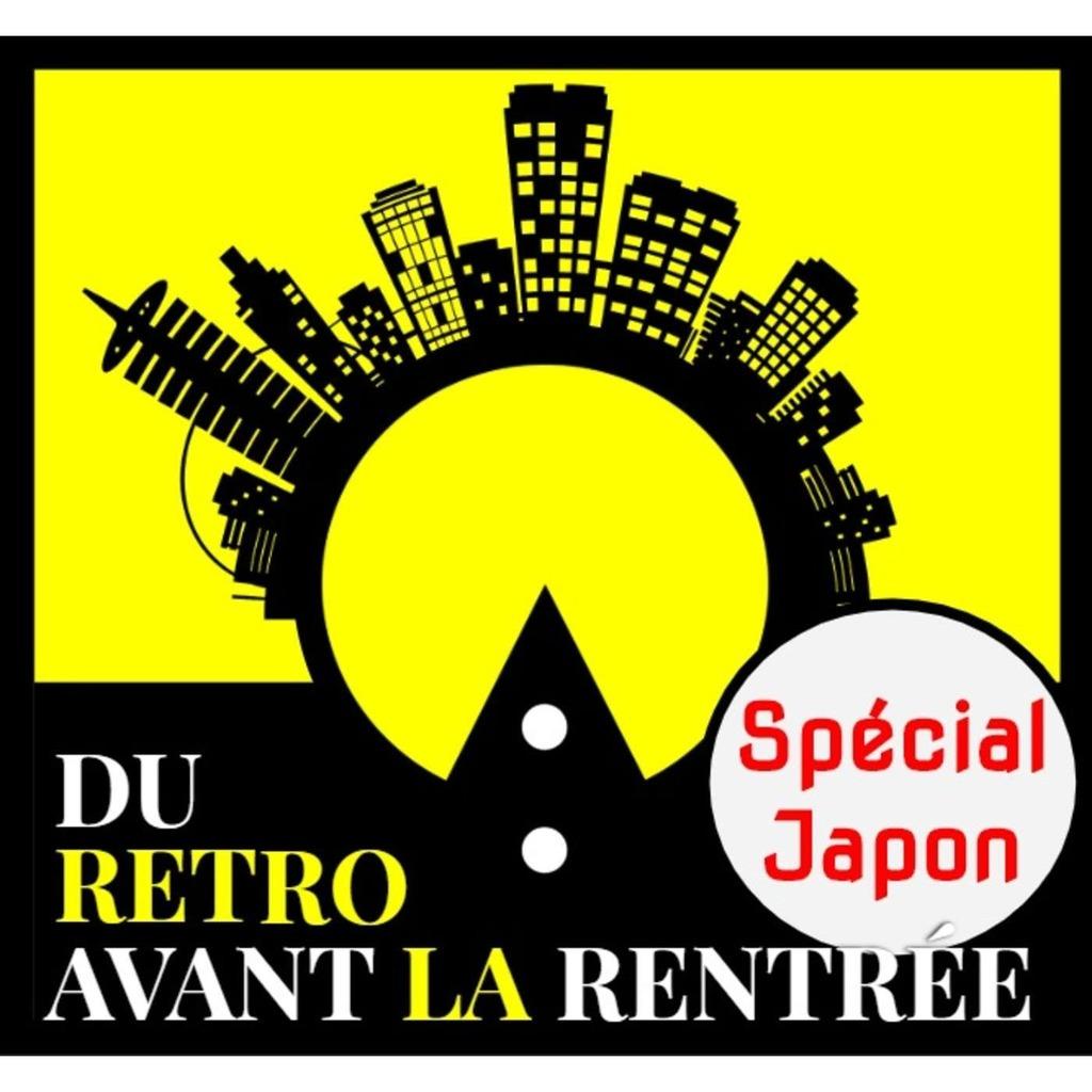 Du rétro avant la rentrée : Spécial Japon